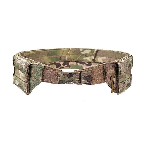 Cinturón MOLLE de perfil bajo MultiCam MEDIUM con cinturón de plástico Cobra