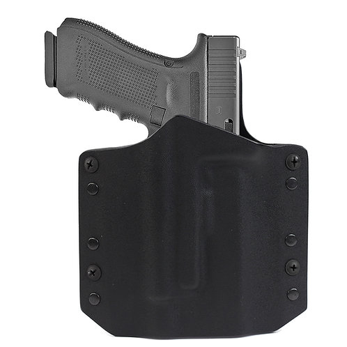 ARES Kydex Holster Glock-17 w/TLR Negro