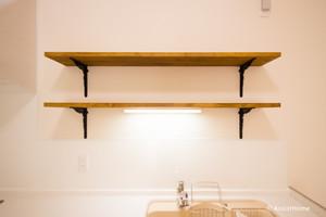 キッチン棚板