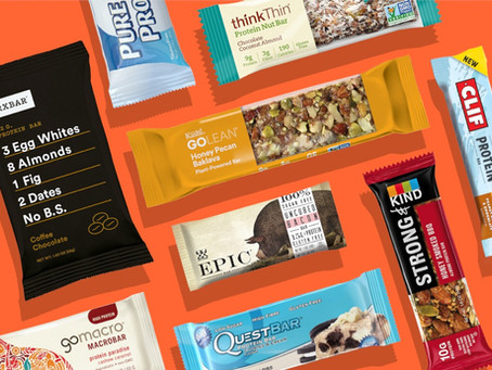 Mindfully Match Your Protein Bar to Your Health Goals
