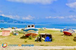 Soverato_marina_boats