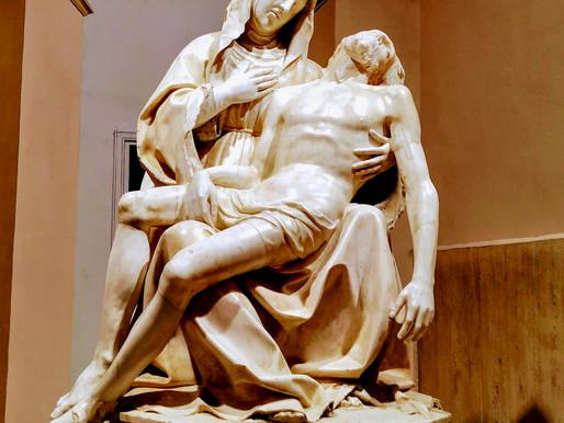 The Renaissance of Calabria in the Pietà of Antonello Gagini in Soverato