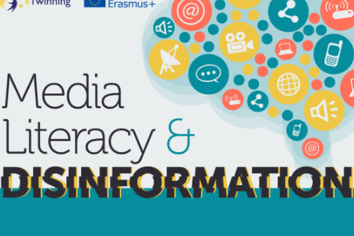 eTwinning annual theme 2021: Media Literacy and Disinformation
