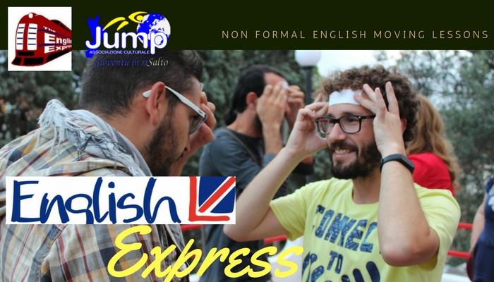 ENGLISH EXPRESS BANNER