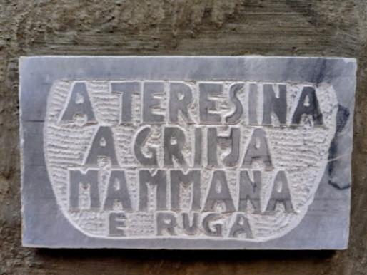 The tiles of Badolato