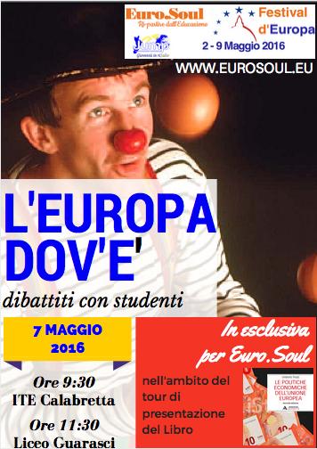 7_Maggio_Soverato_scuole_L'Europa_dov'è_
