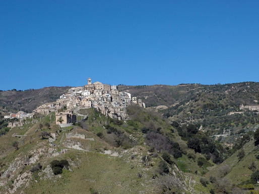 Putting a whole village for sale in Badolato, Southern Italy