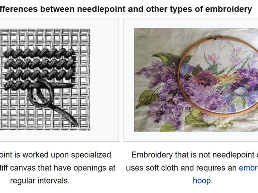 Needlepoint and embroidery: ancient traditions in Satriano, Southern Italy