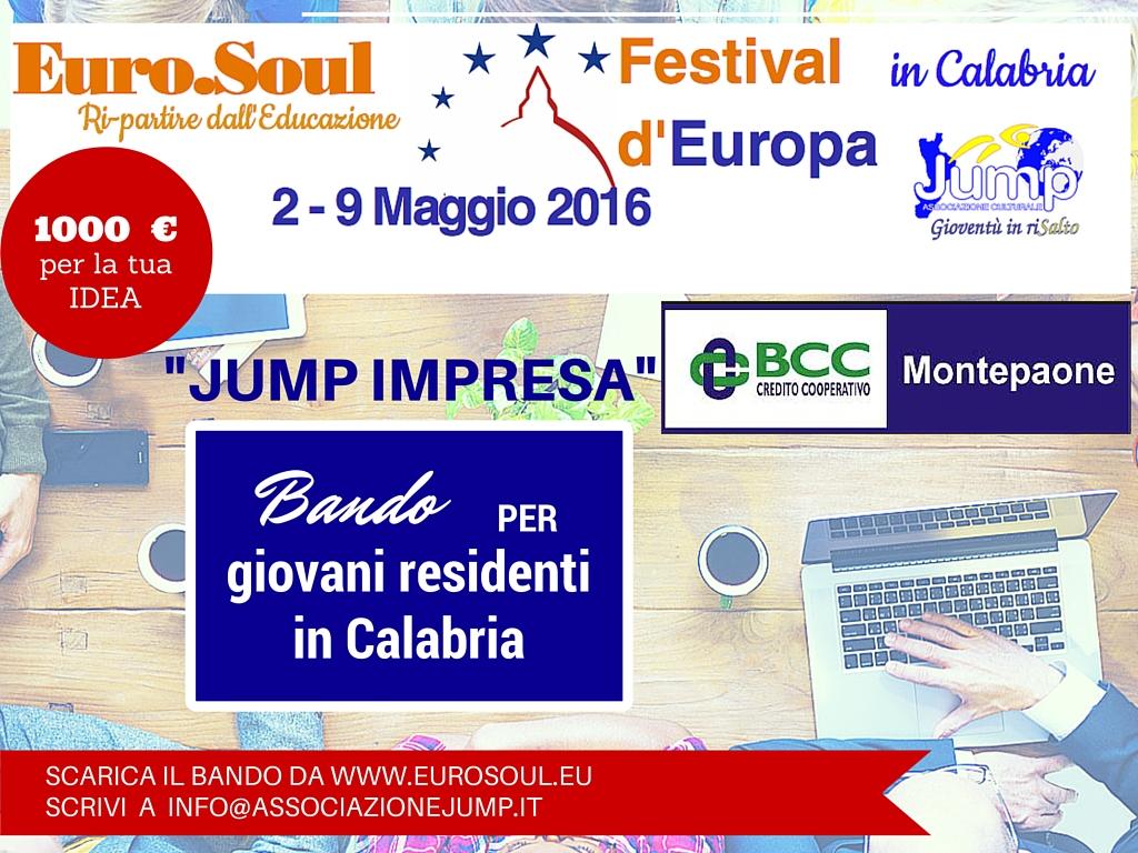 JUMP IMPRESA BCC Montepaone