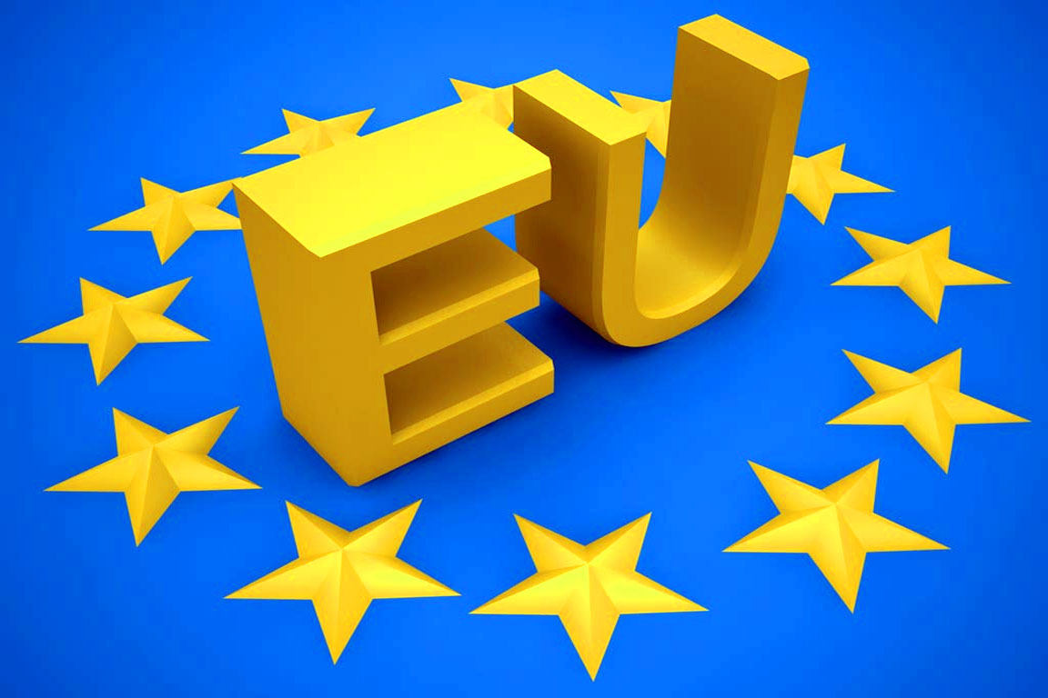 BETWEEN EUROPE & REALITY