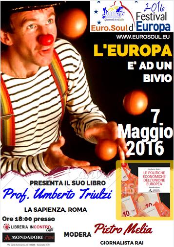 7 Maggio Mondadori pres. Triulzi