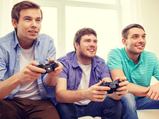 Social benefits of video games