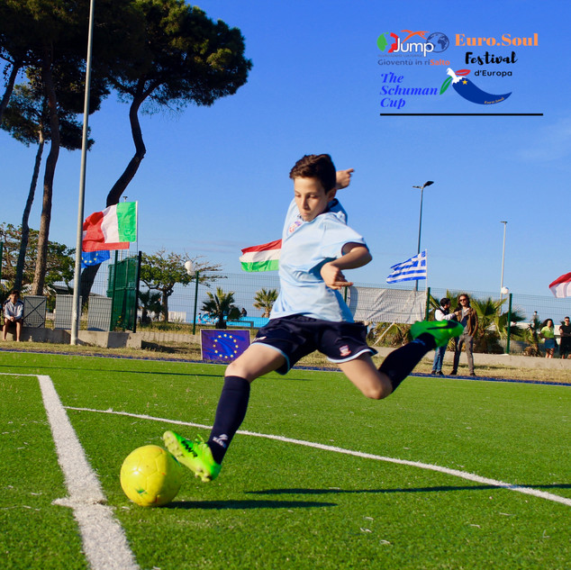 The Schuman Cup - 10 Maggio