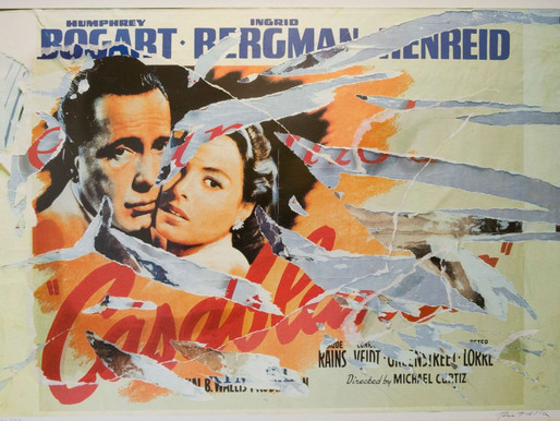 The art of Mimmo Rotella, calabrian artist destroyer of posters