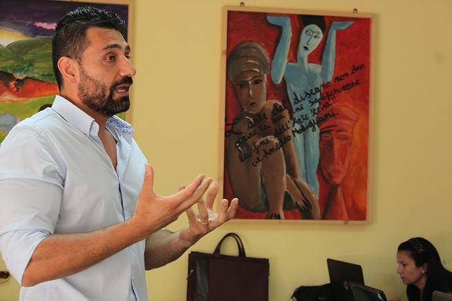 31 Pietro formazione docenti a Pescara