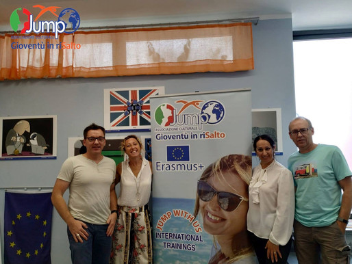 Erasmus Plus Training with JUMP - Business English Course