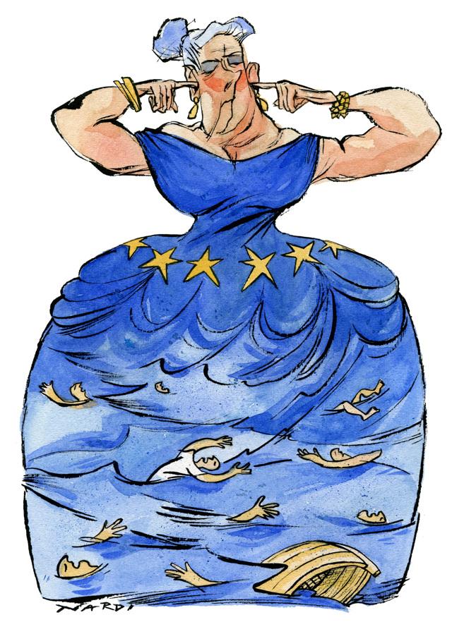 L'Europa in vignette