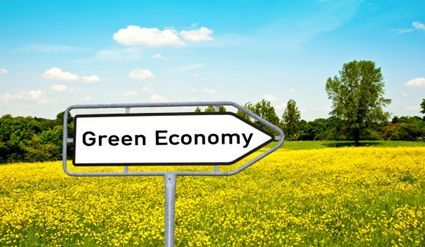 Green Fingers and the Green Economy