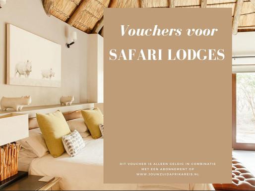Vouchers - Safari Lodges
