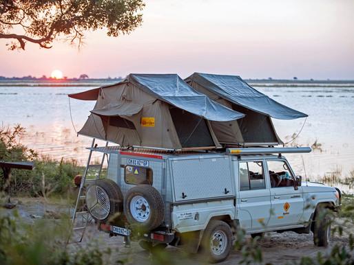 Welke auto past bij mijn reis? van VW polo tot aan 4x4 campers