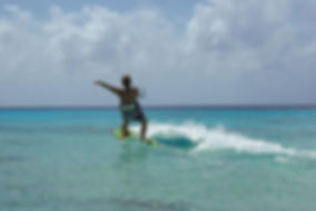 Bonaire, atlantis, kitesurfen, kitespot