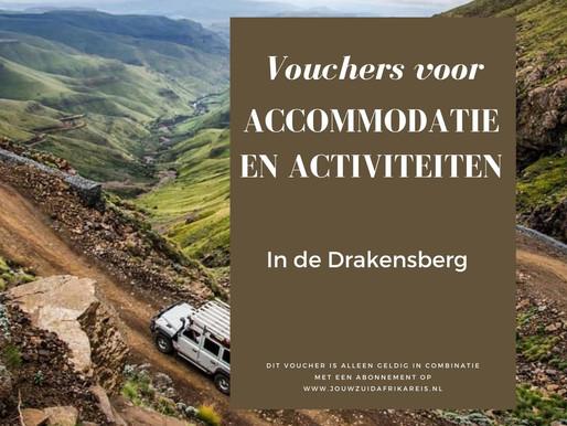 Vouchers - Drakensberg