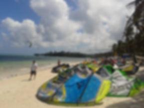 Bulabog beach, borocay, kitespot, kitesurfing, kitesurfen