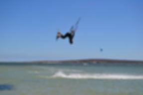 langebaan zuid afrika, kitespot
