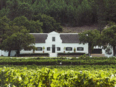 Accommodaties in Franschhoek