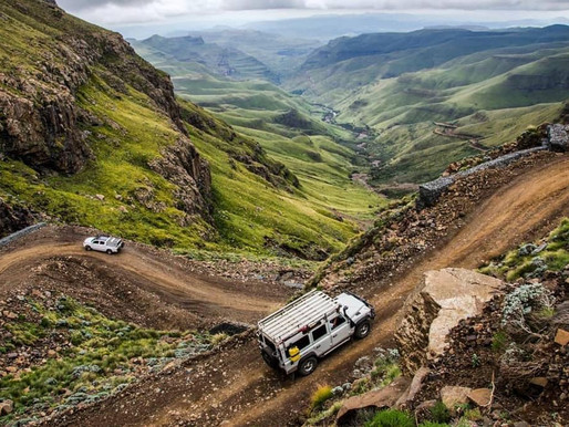 Activiteiten in de Drakensberge