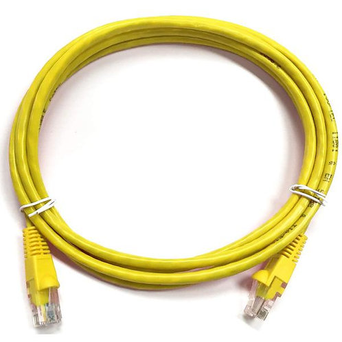 150 ft Cat5e (350 Mhz) UTP Network Cable - Yellow