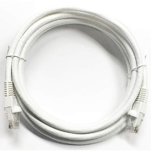 9 ft Cat5e (350 Mhz) UTP Network Cable - White