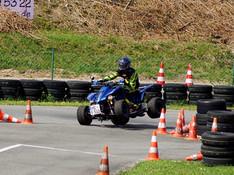 Motorradslalom