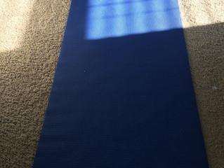 Birthday Yoga ; Satya <3