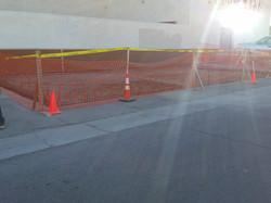 Prepped Construction site