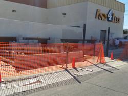 Block Wall Construction