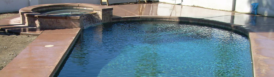 Vista Swimming Pool and Spa work done by Champion Construction Company