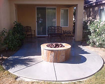 Custom Built Fire Pits - Champion Construction Company