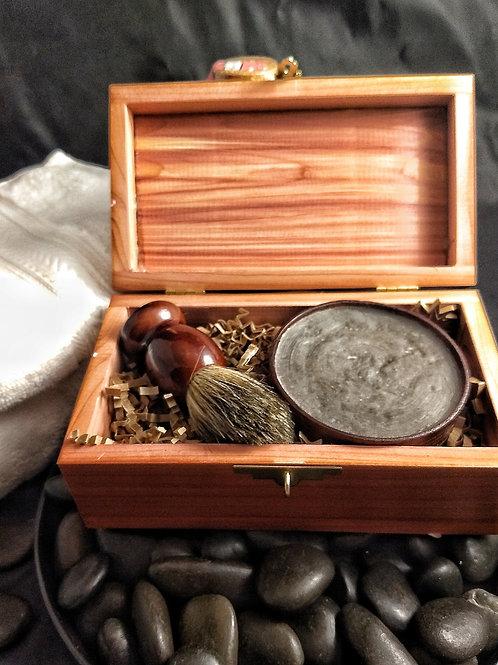 Luxe Beard Shave Kit w/Razor