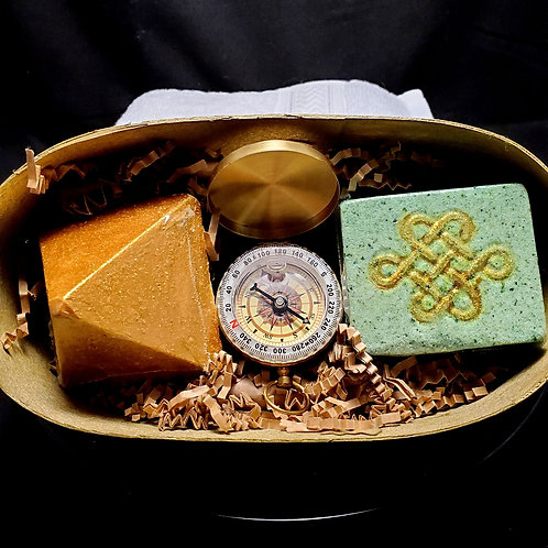 Traveler's Kit Bath Bomb Set