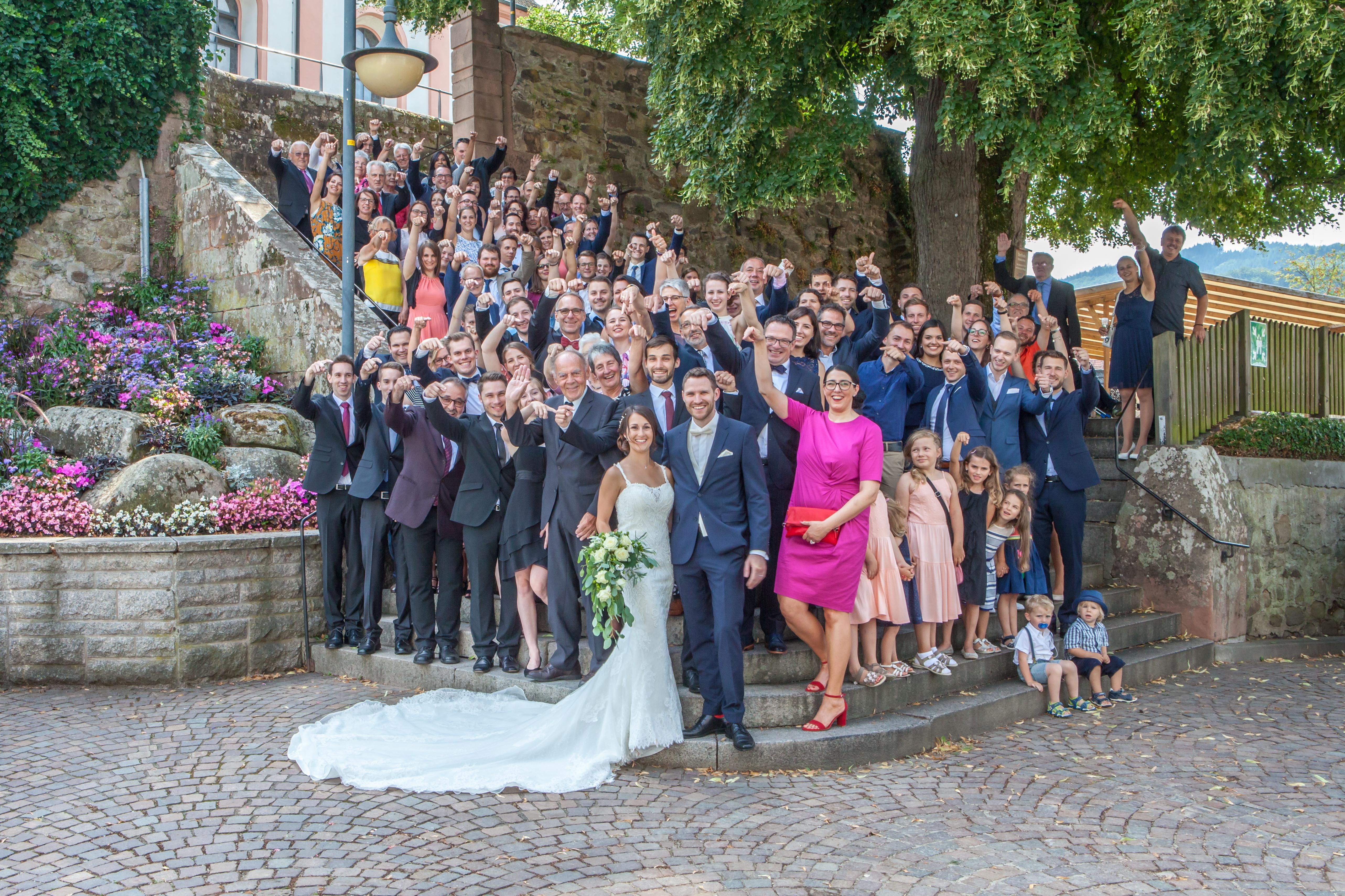 Hochzeit Welschensteinach