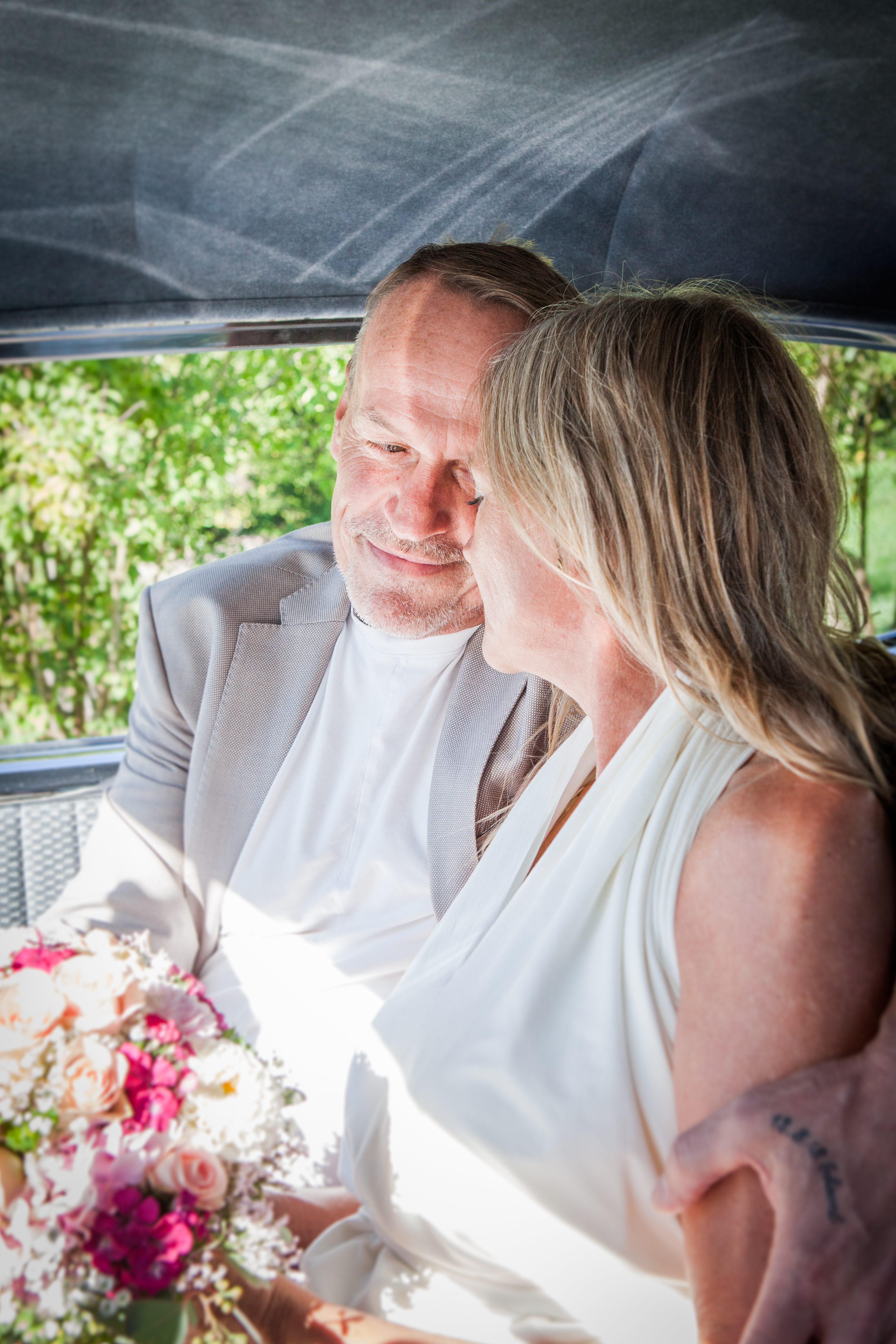 Hochzeit Oldtimer