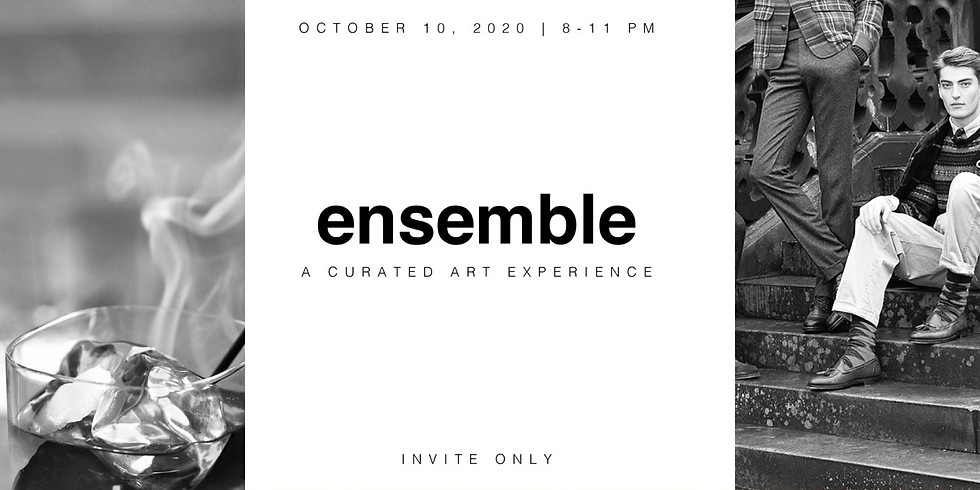 ensemble - a curated art experience