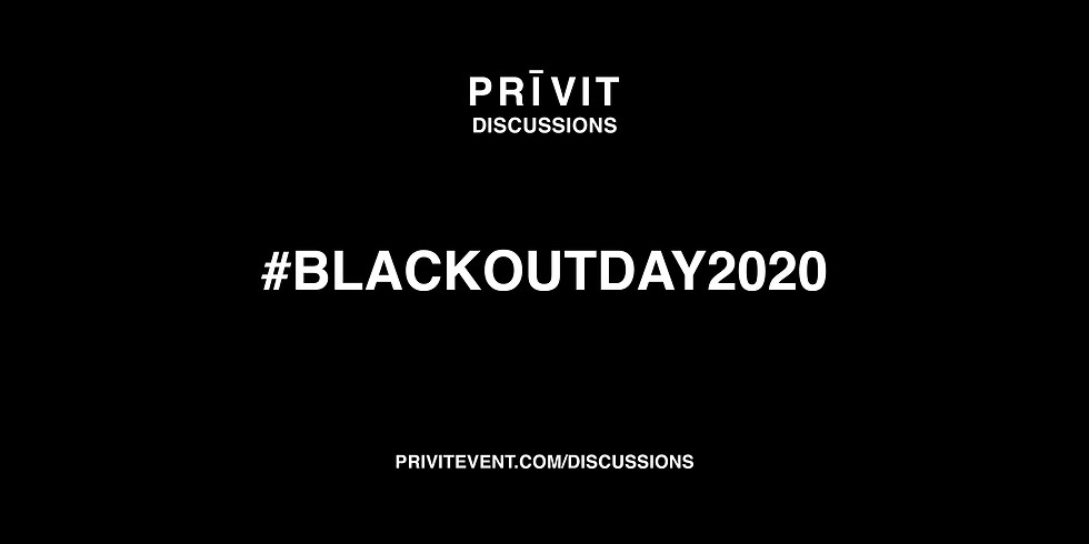 Money Monday's Discussion about BlackOut Day 2020