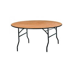 table-de-réception-ronde-en-bois-152-cm.