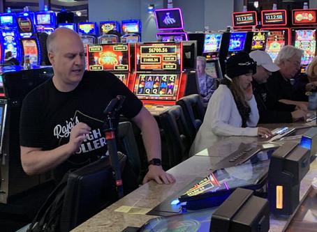 Boo, no slot events