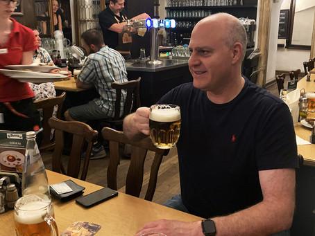 Traveling to Prague