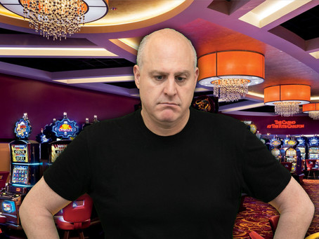 Mistakes I've made at the casino