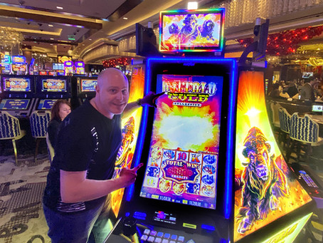 My favorite slot machines – Part 1