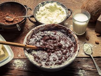"My best ever ""calorie free"" chocolate cake recipe!"